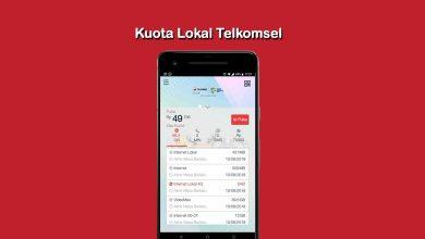 Photo of Cara Menggunakan Paket Kuota Lokal Telkomsel