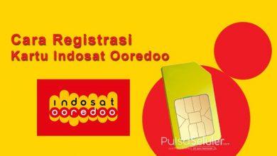 Photo of Cara Registrasi Kartu Indosat Untuk Nomor Baru