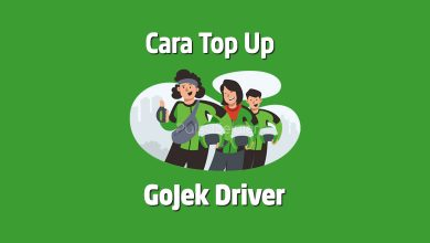 Photo of Cara Top Up Saldo Driver GoJek