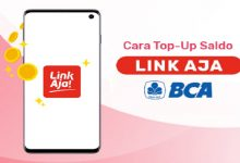Photo of Cara Top Up Saldo LinkAja Lewat Bank BCA
