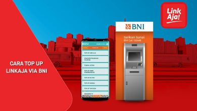 Photo of Cara Top Up Saldo LinkAja Via Bank BNI