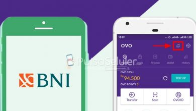 Cara Top Up Saldo OVO di BNI