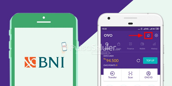 Photo of Cara Top Up Saldo OVO Di BNI – ATM, M-Banking dan Internet Banking