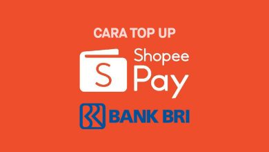 Photo of Cara Top Up Saldo ShopeePay Dari Bank BRI