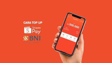 Photo of Cara Top Up Saldo ShopeePay via Bank BNI