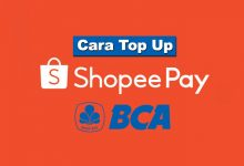 Photo of Cara Top Up Saldo ShopeePay Lewat Bank BCA