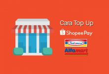 Photo of Cara Top Up ShopeePay di Indomaret dan Alfamart