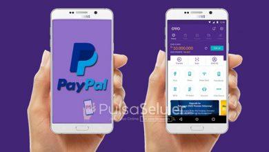Cara Transfer Uang Dari Saldo PayPal Ke OVO
