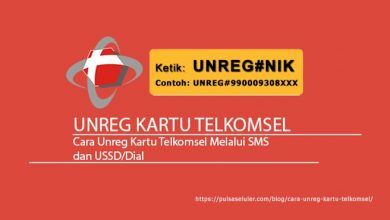 Photo of Cara Unreg Kartu Telkomsel Yang Sudah Diregistrasi