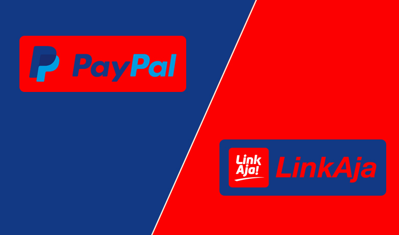 Cara Withdraw Transfer PayPal ke LinkAja
