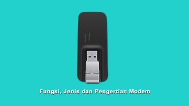 Photo of Fungsi Modem, Jenis Modem dan Pengertian Modem