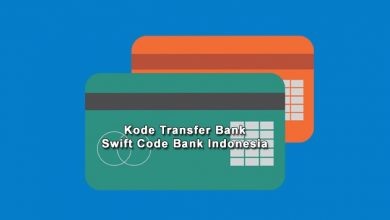 Kode Transfer dan Swift Code Bank Indonesia
