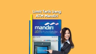 Photo of Berapa Batas Limit Tarik Uang di ATM Bank Mandiri?