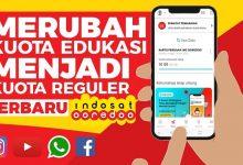 Photo of Cara Aktifkan dan Merubah Kuota Edukasi Indosat Menjadi Kuota Utama