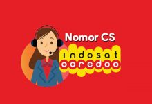 Nomor CS Indosat Ooredoo