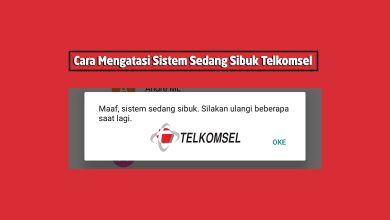 Photo of Cara Mengatasi Gagal Isi Voucher Telkomsel Sistem Sedang Sibuk