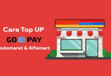 Photo of Cara Isi Top Up GOPAY di Indomaret dan Alfamart