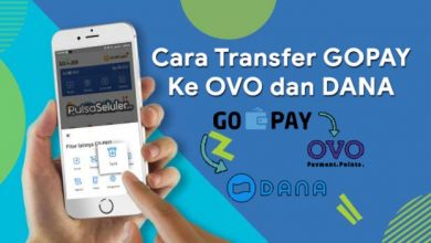 Photo of Cara Top Up OVO dan DANA dari Saldo GOPAY