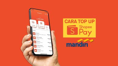 Photo of Cara Top Up ShopeePay Dari Bank Mandiri