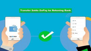 Photo of Cara Transfer Saldo GoPay ke Rekening Bank