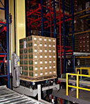 Unit Load Automated Storage and Retrieval System (AS/RS)