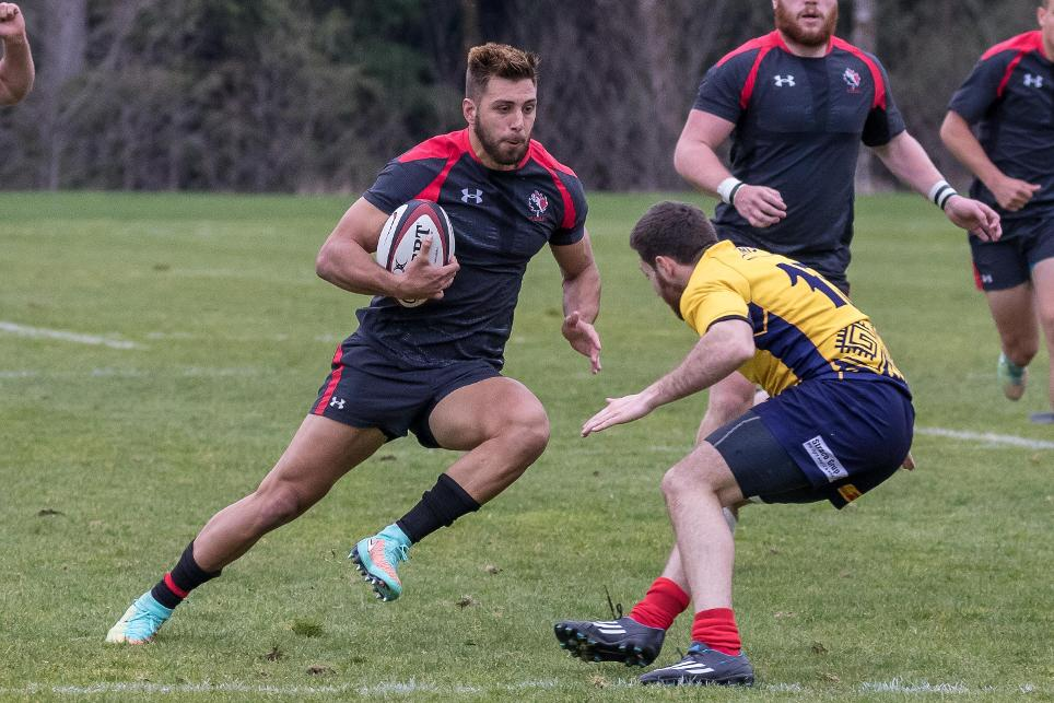 """Underdogs"""" Canada ready to work hard at Trophy"""