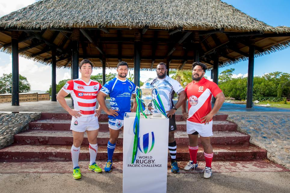 Fiji set to host Pacific Challenge