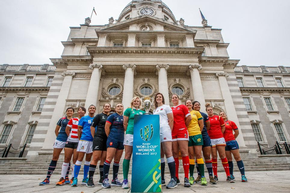 World Rugby advances leadership at Women's Rugby World Cup 2017