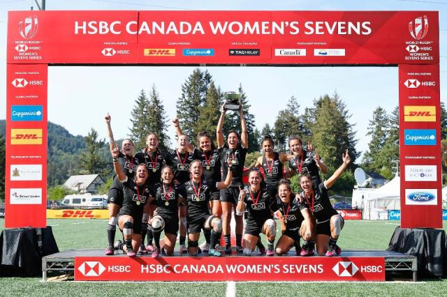 New Zealand win HSBC Canada Women's Sevens