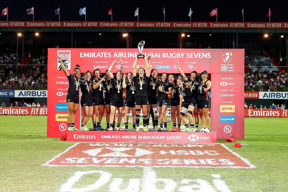 La Nouvelle-Zélande sans concurrence à Dubai