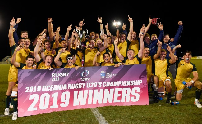 Australia Win Oceania U20s Championship