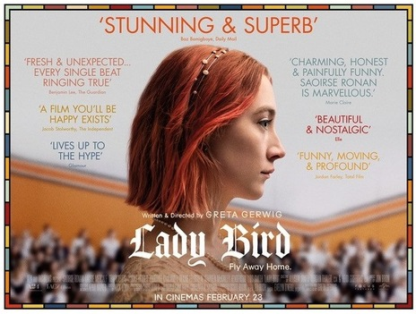 Know Before You Go-Lost Films: Lady Bird