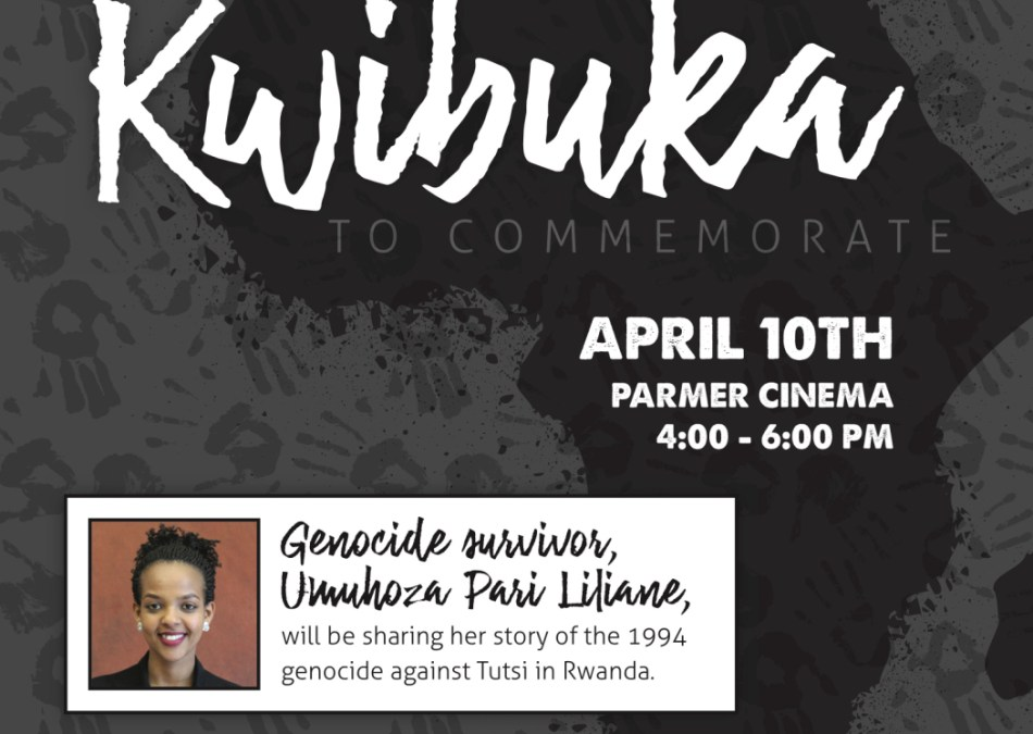 Rwanda Genocide Survivor Aids Victims Through Story