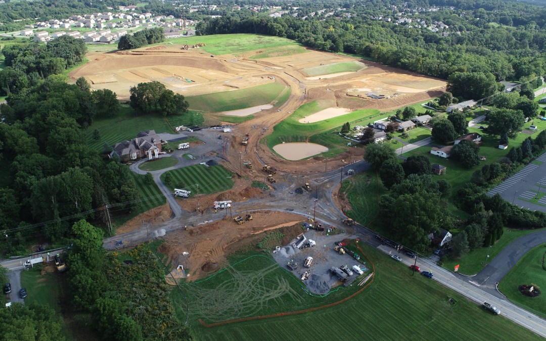 Multi-Million Dollar Oakwood Hills Project Takes Shape