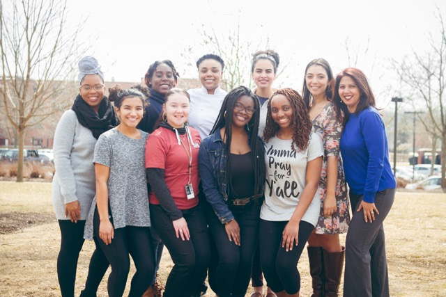 Women of Color Find Support And Camaraderie on Campus