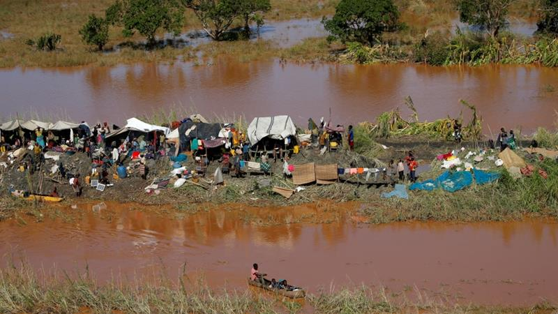 Cyclone Idai Affects Mozambican Messiah Students