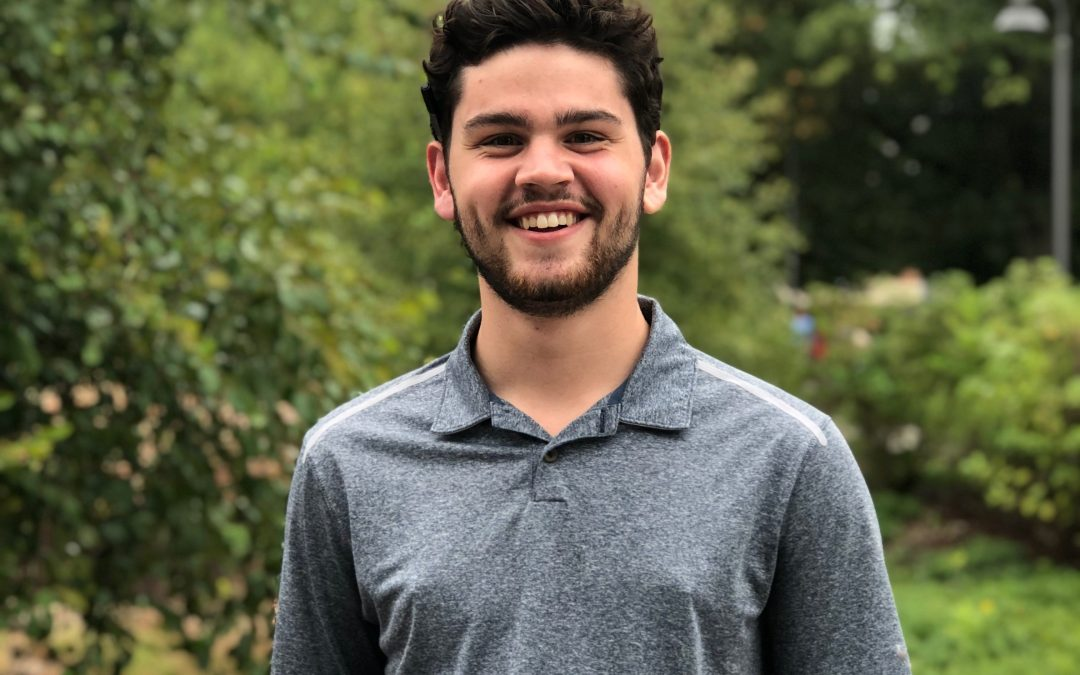 Humans of Messiah: Jordan Parnell