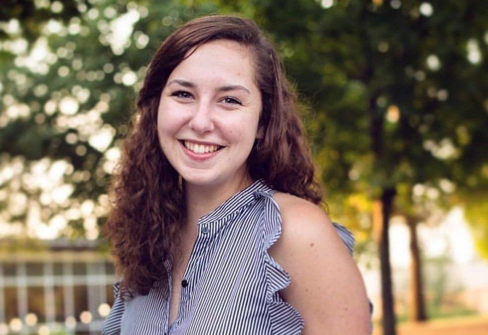 Humans of Messiah: Rachael Hammond