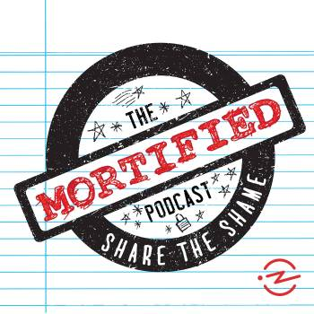 Mortified Podcast Logo