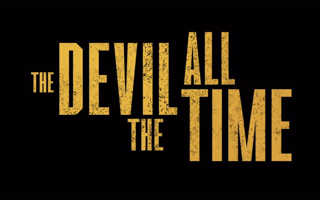 devil all the time poster