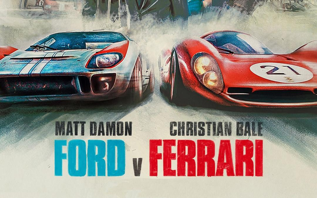 Movie Review: Ford v. Ferrari