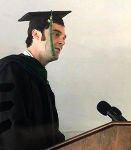 Yale Medical School graduation
