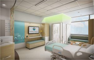 Cancer Patient Room