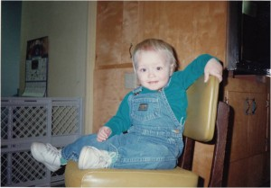 Erik Twede was just 3 years old when he was diagnosed with