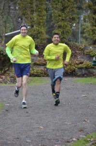JackWithUncle - Running
