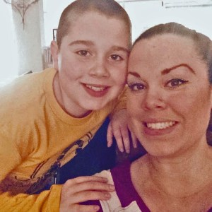 Jennifer Bevaart's son William was diagnosed with Kawasaki disease in September, 2014.