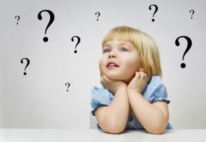LIttle Girl Questions