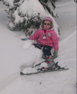 Lexi Skiing