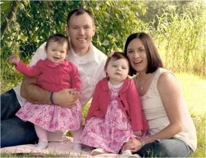 Ashley, Andrew, Katelyn & Jennifer Mhyre