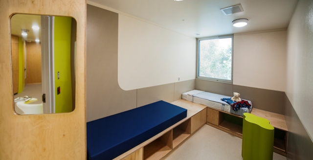 Seattle Children S Hospital Unveils New Psychiatry And